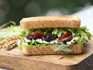 Sandwich photograph
